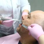 Лечение зубов под микроскопом цены